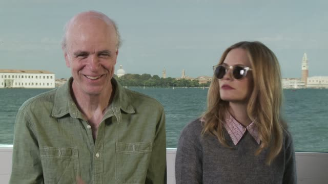 INTERVIEW Jennifer Jason Leigh Tom Noonan on seeing the film for the first time missing a human connections life before mobile phones at 'Anomalisa'...
