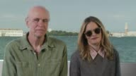 INTERVIEW Jennifer Jason Leigh Tom Noonan on working on the project for 10 years working with Charlie Kaufman their characters at 'Anomalisa'...