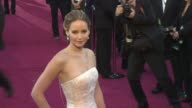 Jennifer Lawrence at 85th Annual Academy Awards Arrivals on 2/24/13 in Los Angeles CA