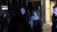 Jennifer Lopez Alex Rodriguez out on the town in New York in Celebrity Sightings in New York