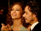 Jennifer Lopez and Marc Anthony at the Singers and Songs Celebration of Tony Bennetts 80th Birthday By Raising Funds for Newman�s Hole in the Wall...