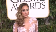 Jennifer Lopez at the 70th Annual Golden Globe Awards Arrivals in Beverly Hills CA on 1/13/13