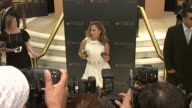 Jennifer Lopez at the Jennifer Lopez Launches Her New Fragrance 'Deseo For Men' at Macys at New York NY