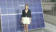 Jennifer Lopez her daughter Emme and Casper Smart at the Photocall of Chanel 20122013 Spring Summer Fashion Show in Paris Jennifer Lopez Chanel 2013...