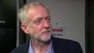 Jeremy Corbyn elected as Labour leader ENGLAND London INT Jeremy Corbyn MP interview SOT That's the plan and it's a fantastic result and I say a big...