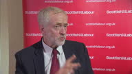 Jeremy Corbyn has insisted Labour is 'doing great' as he made his first visit to Scotland since being elected party leader and promised to recover...