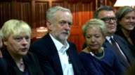 Jeremy Corbyn has unveiled the full details of his shadow cabinet which he's described as 'unifying dynamic and inclusive' Shows newly elected Labour...