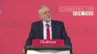 Jeremy Corbyn saying 'if I were Philip Green Southern Rail or Mike Ashley I'd be worried about a Labour victory because those are the people who are...