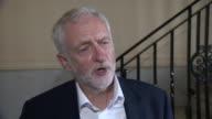 Jeremy Corbyn saying Labour would not put a time limit on the transitional period postBrexit