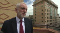 Jeremy Corbyn saying the rights of EU nationals living in the UK should not be negotiated over during Brexit discussions but they should be...