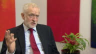 Jeremy Corbyn says 'there has to be a trade relationship with Europe in the future' that maintains supply chains both sides of the Channel and that...