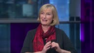 Jeremy Hunt accused of suppressing evidence on benefits of 'sugar tax' ENGLAND London GIR INT Dr Sarah Wollaston MP and Chris Snowdon LIVE STUDIO...
