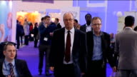Jeremy Hunt delivers government's response to report on failings at Mid Staffordshire NHS Trust LIB / TX 1332013 Healthcare Innovation EXPO David...