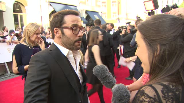 Jeremy Piven at The Royal Opera House on May 18 2014 in London England