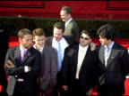 Jeremy Piven Kevin Connolly Kevin Dillon Jerry Ferrara and Adrian Grenier at the 13th Annual ESPY Awards Arrivals at the Kodak Theatre in Hollywood...
