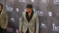 Jerrod Niemann at the 49th Annual Academy of Country Music Awards Arrivals at MGM Grand Garden Arena on April 06 2014 in Las Vegas Nevada