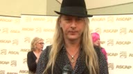 Jerry Cantrell of 'Alice in Chains' on presenting the Founder's Award to Ann and Nancy Wilson what it takes to be a songwriter at the 26th Annual...