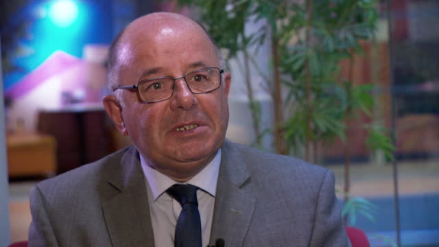 Jerry Petherick Managing Director of G4S Detention Services saying he is 'disgusted' after allegations of detainees being abused by G4S employees