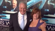 Jerry Weintraub and Jane Morgan at the 'His Way' Premiere at Los Angeles CA