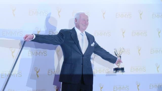 Jerry Weintraub at 2014 Creative Arts Emmy Awards in Los Angeles CA