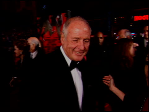 Jerry Weintraub at the 'Ocean's Twelve' Premiere at Grauman's Chinese Theatre in Hollywood California on December 8 2004