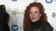 INTERVIEW Jess Glynn on her win celebrating highlights of the show at Warner Music Group Hosts Annual Grammy Celebration in Los Angeles CA