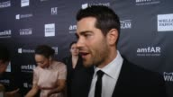 INTERVIEW Jesse Metcalf on why he wanted to support amfAR and how Tom Ford inspired him at amfAR Inspiration Los Angeles 2014 in Los Angeles CA