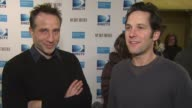 Jesse Peretz Paul Rudd on the screening and festival at the DIRECTV hosts the premiere dinner for the cast of MY IDIOT BROTHER starring Paul Rudd at...