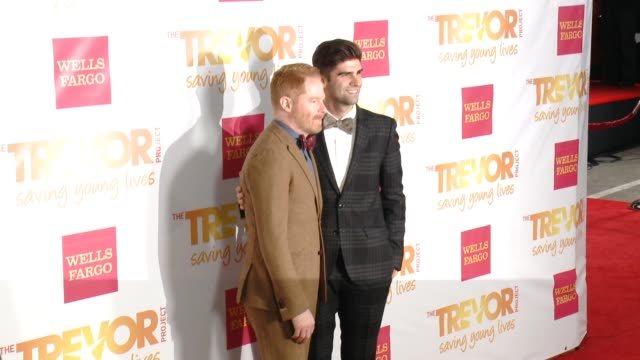 Jesse Tyler Ferguson at 16th Annual Trevor Project Benefit Presented By Wells Fargo in Los Angeles CA
