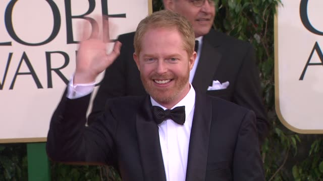 Jesse Tyler Ferguson at 70th Annual Golden Globe Awards Arrivals 1/13/2013 in Beverly Hills CA