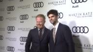 Jesse Tyler Ferguson at the Audi And Martin Katz Celebrate The 2012 Golden Globe Awards in West Hollywood CA