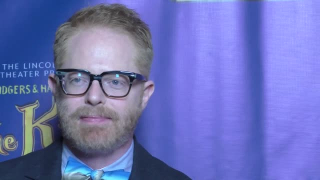 Jesse Tyler Ferguson at the King And I Opening Night at The Pantages Theatre on December 15 2016 in Hollywood California