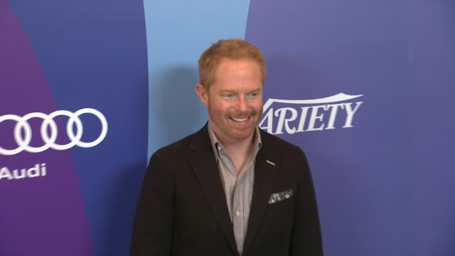 Jesse Tyler Ferguson at Variety's 5th Annual Power of Women Event in Beverly Hills CA on 10/4/13