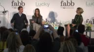 Jessica Alba at Lucky Magazine Hosts First Ever West Coast FABB Fashion And Beauty Blog Conference Presented By PG Beauty Grooming on 4/30/12 in...