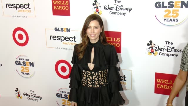 Jessica Biel at 11th Annual GLSEN Respect Awards – Los Angeles in Los Angeles CA