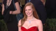 Jessica Chastain at 19th Annual Screen Actors Guild Awards Arrivals 1/27/2013 in Los Angeles CA Jessica Chastain at 19th Annual Screen Actors Guil at...