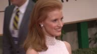 Jessica Chastain at 69th Annual Golden Globe Awards Arrivals on January 15 2012 in Beverly Hills California