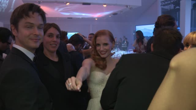 Carnival In Cannes Gala Dinner on May 21 2012 in France