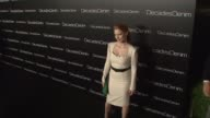Jessica Chastain at the Decades Denim Launch Party at Beverly Hills CA