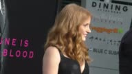 Jessica Chastain at the Premiere Of AMC's 'The Son' on April 03 2017 in Hollywood California