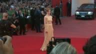 Jessica Chastain at the Wilde Salome Premiere Venice Film Festival 2011 at Rome