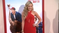 Jessica Lowe at the 'Blended' Los Angeles Premiere at TCL Chinese Theatre on May 21 2014 in Hollywood California