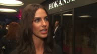 Jessica Lowndes on what brings her out tonight her advice on how to handle the public eye and if she ever wore white and wished she hadn't Talks...