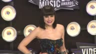 Jessie J at the 2011 MTV Video Music Awards at Los Angeles CA