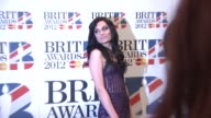 Nominations Announcement at The Savoy Hotel on January 12 2012 in London England