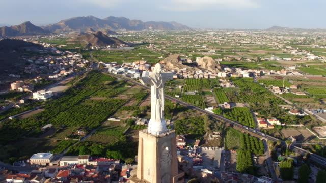 Gesù Cristo la statua di Monteagudo