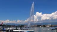 Jet D'eau-Genf, Schweiz