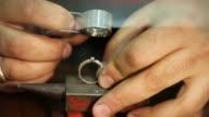 Jeweler. Jewelry repair shop.