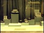 1940 MS Jewelry in window of Tiffany & Co store / New York City, New York, USA
