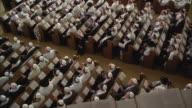 WS HA Jewish Congregation In Synagogue / Baltimore, Maryland, USA